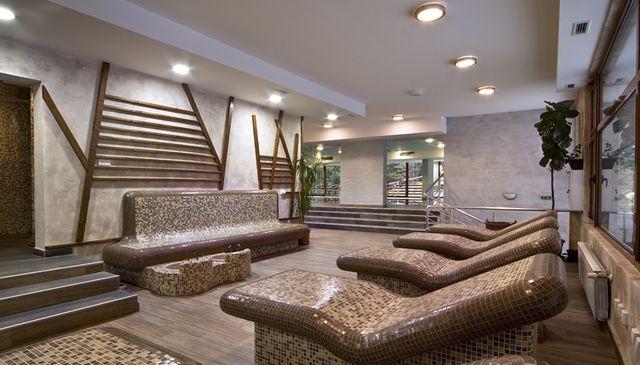 Club hotel Yanakiev - apartament