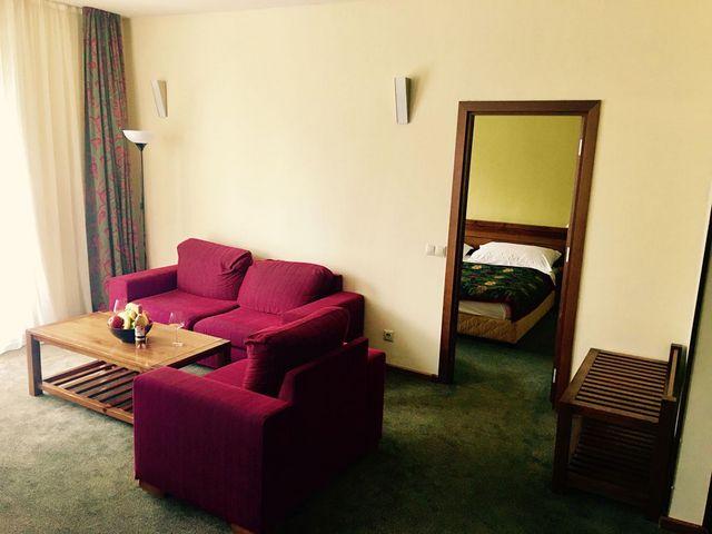 Club hotel Yanakiev - camera de lux dubla/twin